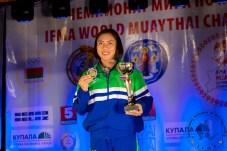 APASARA KOSORN - Thailand - 51kg !!