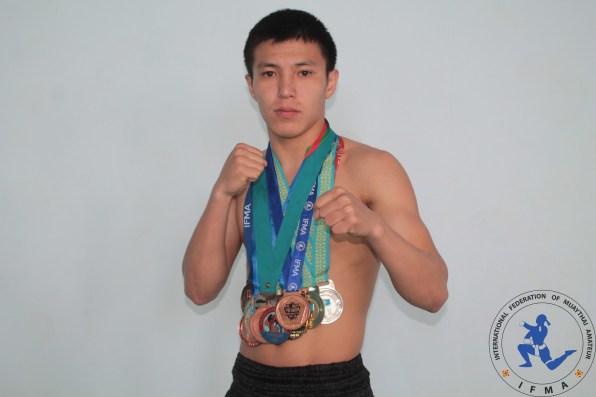 Sayasatov Elaman - Kazakhstan 🇰🇿 - 54kg