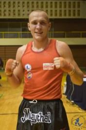 Jakub Klauda Czech Republic - 91kg - #ifmamuaythai 🌟