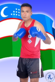 Islomjon Marufov - Uzbekistan - 91kg !! #ifmamuaythai 🌟
