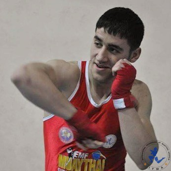 Serdar Eroglu - Turkey - 91kg !! #ifmamuaythai 🌟