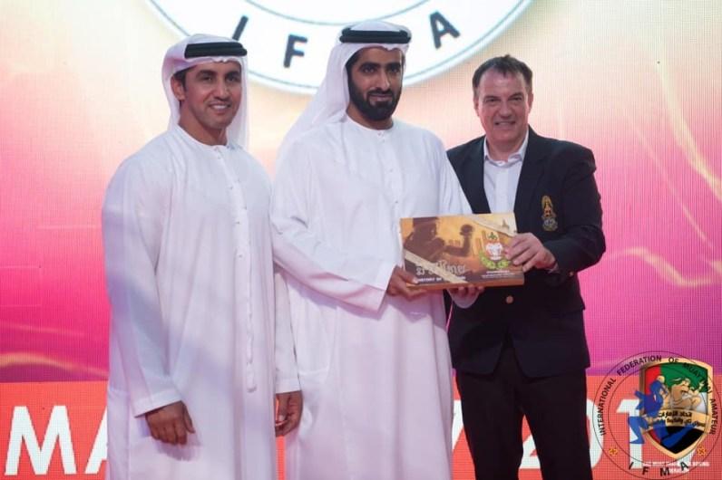 Zayed Tournament 4