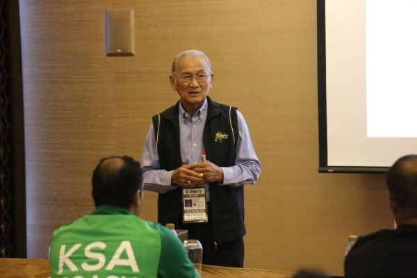 #IFMA AMC 2019 Day 5 – RJ Course Dr. Sakchye