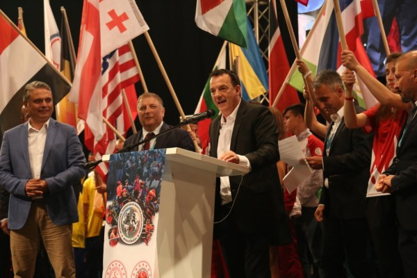 #IFMA YMWC 2019 Day 2 – Opening Ceremony