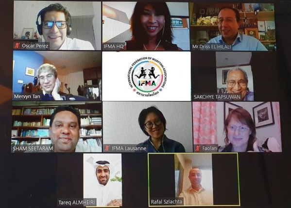 2020 Ad-Hoc Management Committee Online