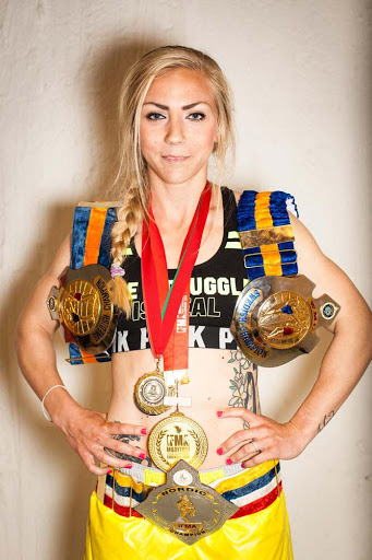SOFIA OLOFSSON CANDIDATES FOR THE WORLD GAMES GREATEST ATHLETE OF ALL TIME!!