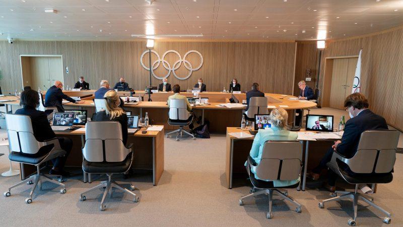 IOC Executive Board Approves IFMA