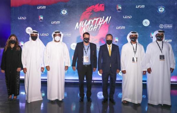 Important muaythai meeting in the United Arab Emirates