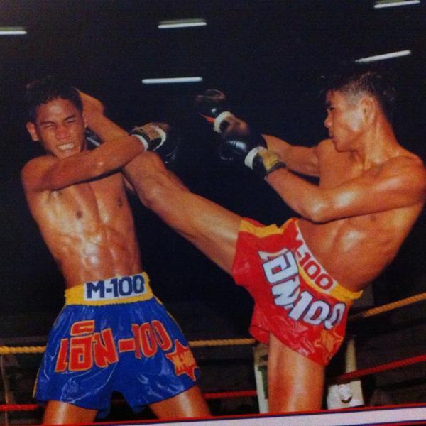 Image result for Vedonlyönti Muay Thaissa