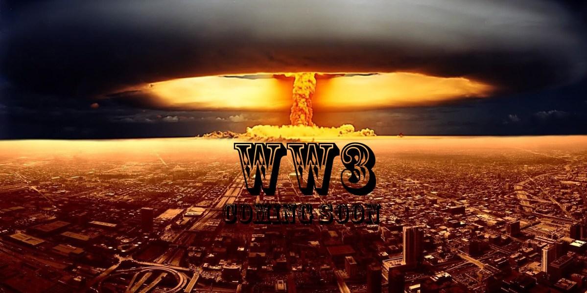 جنگ جهانی سوم حتمی است