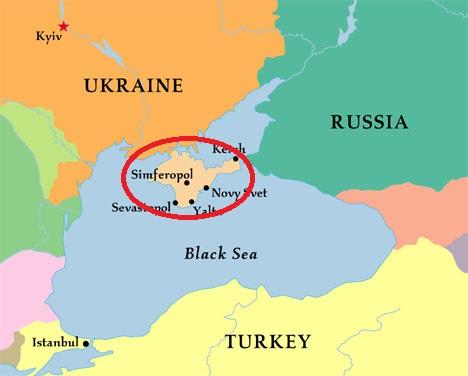 Map-Crimea