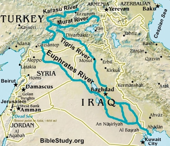 euphrates-tigris-valley-map