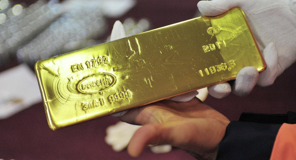 چرا روس وچین  تمام طلاهای جهان را خریداری میکنند؟