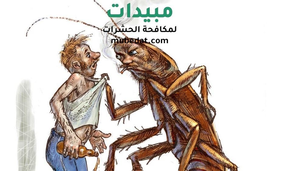الصراصير وطرق التخلص منها