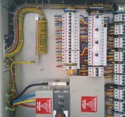phase panel board wiring image wiring diagram wiring diagram of a 3 phase distribution board wiring [ 1280 x 720 Pixel ]