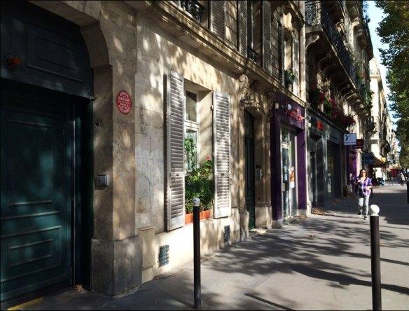 5pm, Boulevard Saint-Germain; pic: Cynthia Rose