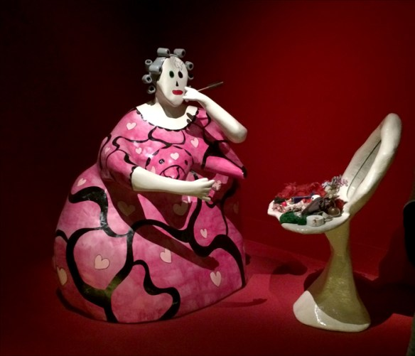 Bad Mother, Niki de Saint Phalle; pic: Cynthia Rose