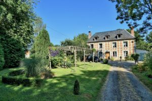 Our bed and breakfast in Normandy