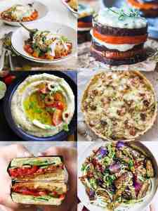 18 inspirational​ eggplant recipes for awesome lunch and dinner are dedicated to people who love eggplant (aubergine) but want to upgrade their skills or try something new.