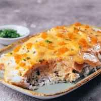 Tobiko Salmon Mayo Rice