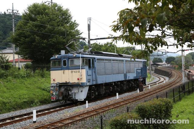 EF63 12号機