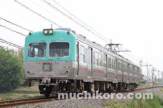 上毛電鉄 700形電車