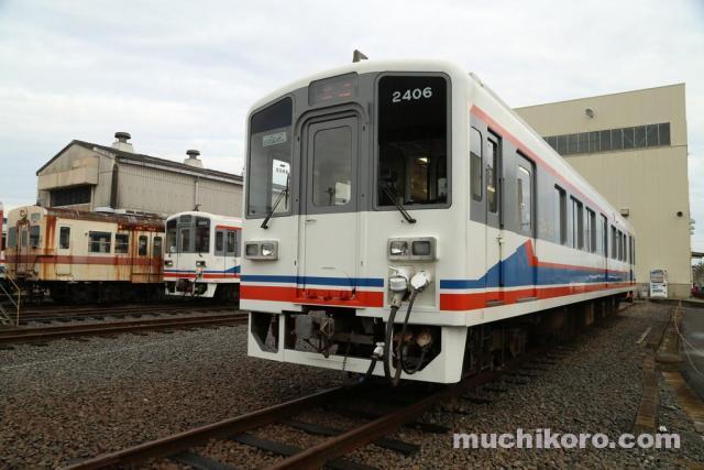 関東鉄道 2400形気動車