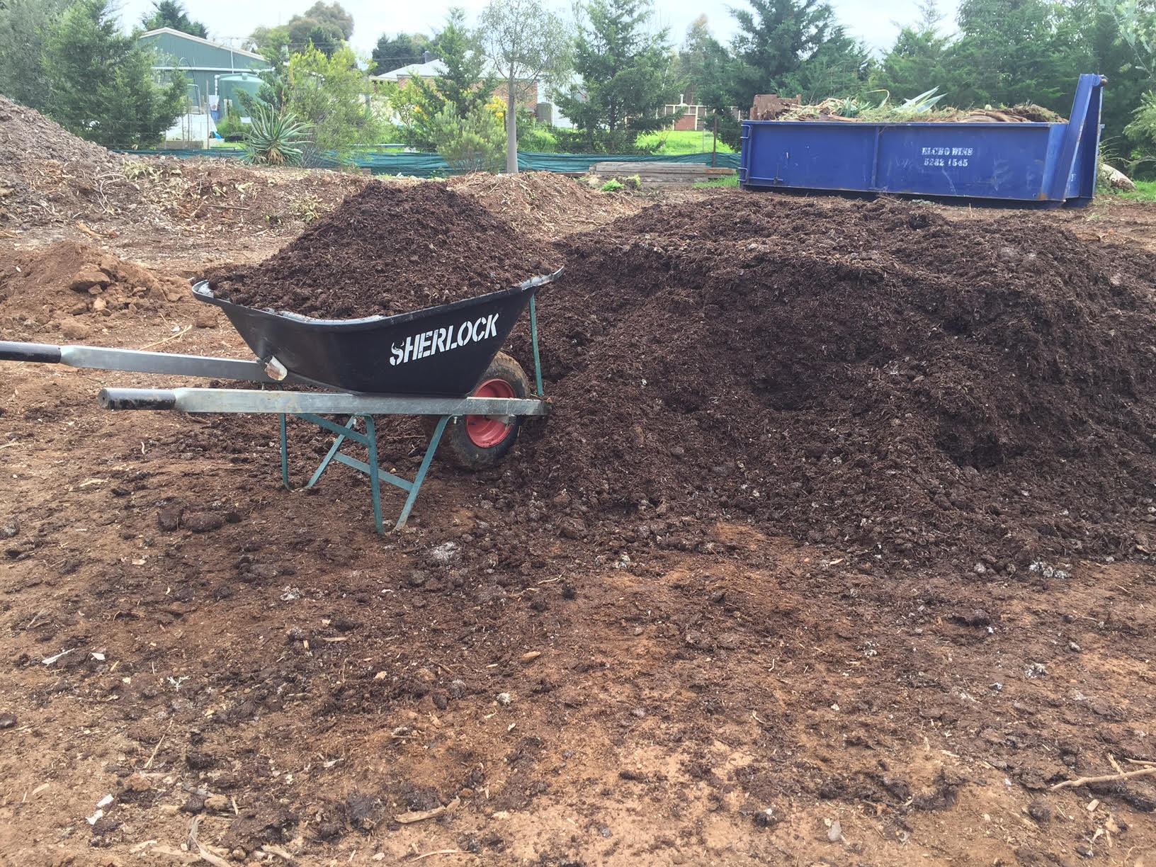 Dreamland prep compost