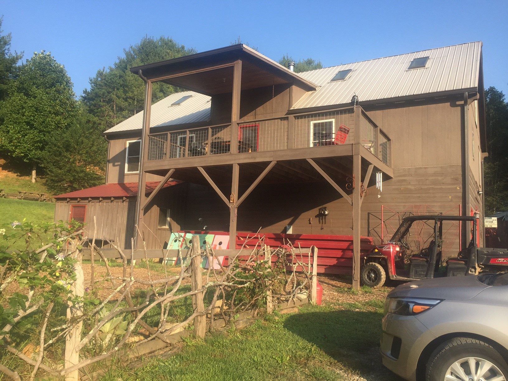 Frannys barnhouse