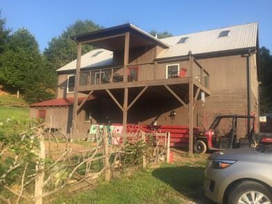 The barnhouse