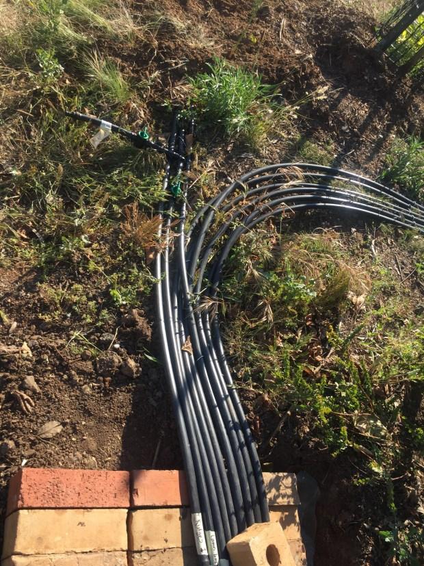 Irrigation highway