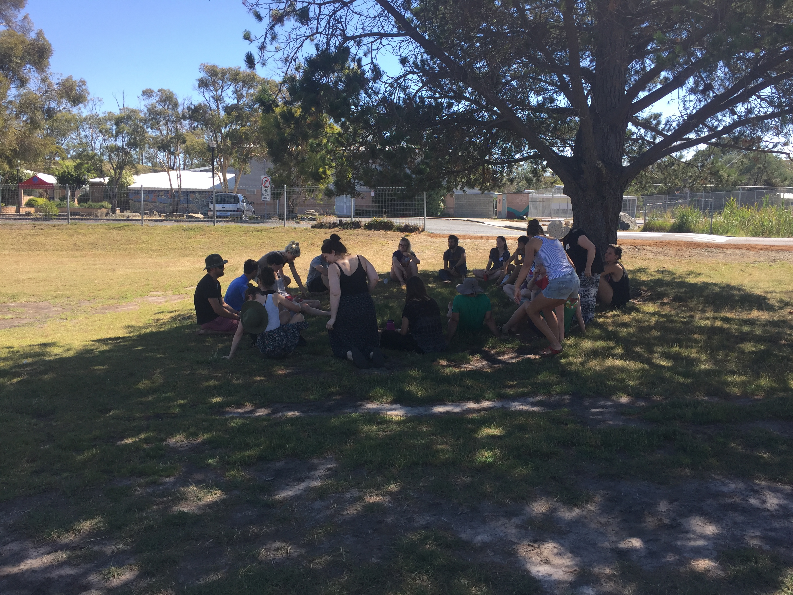PDC outdoor classroom