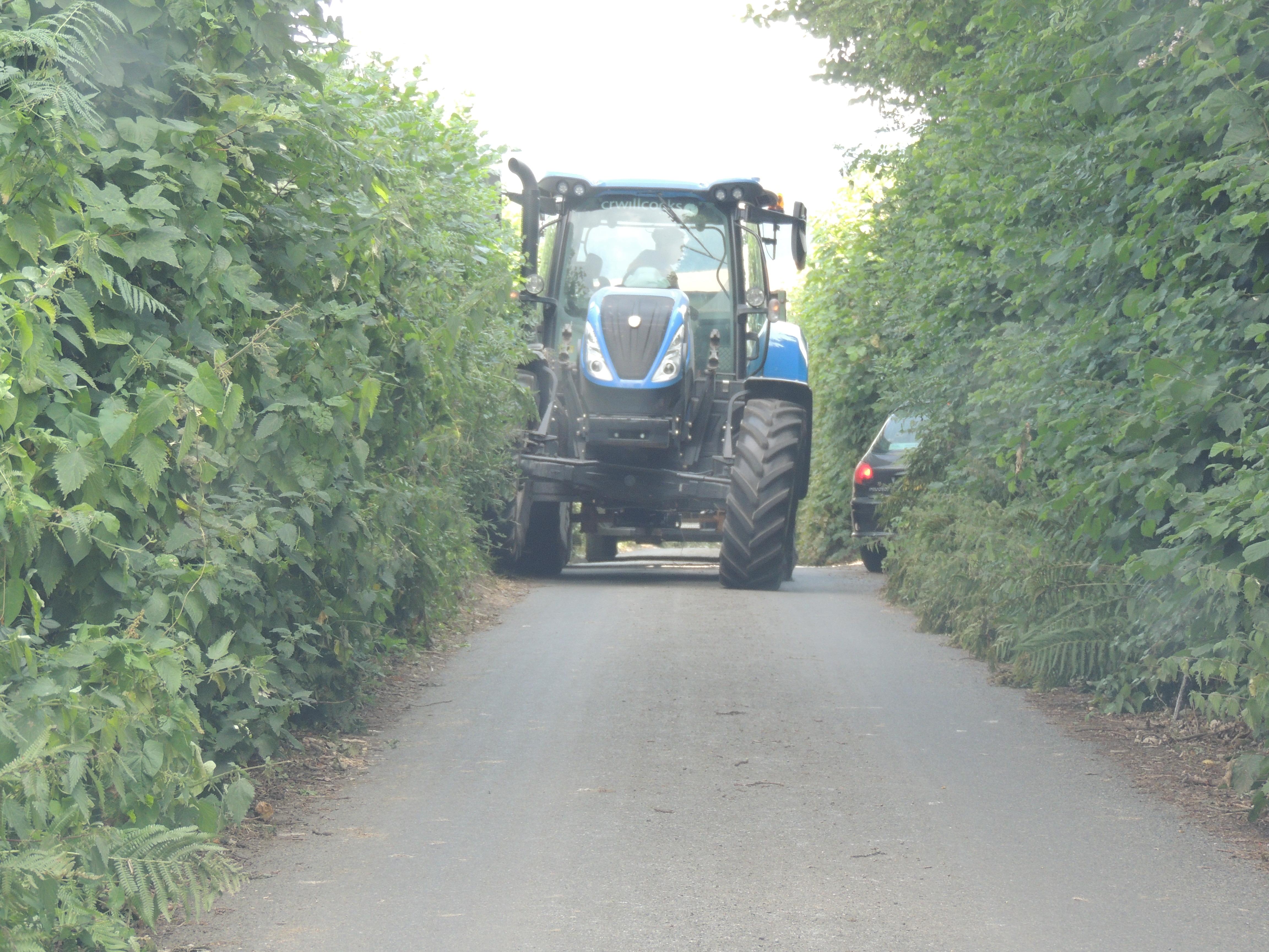 Dart – Tractor 1