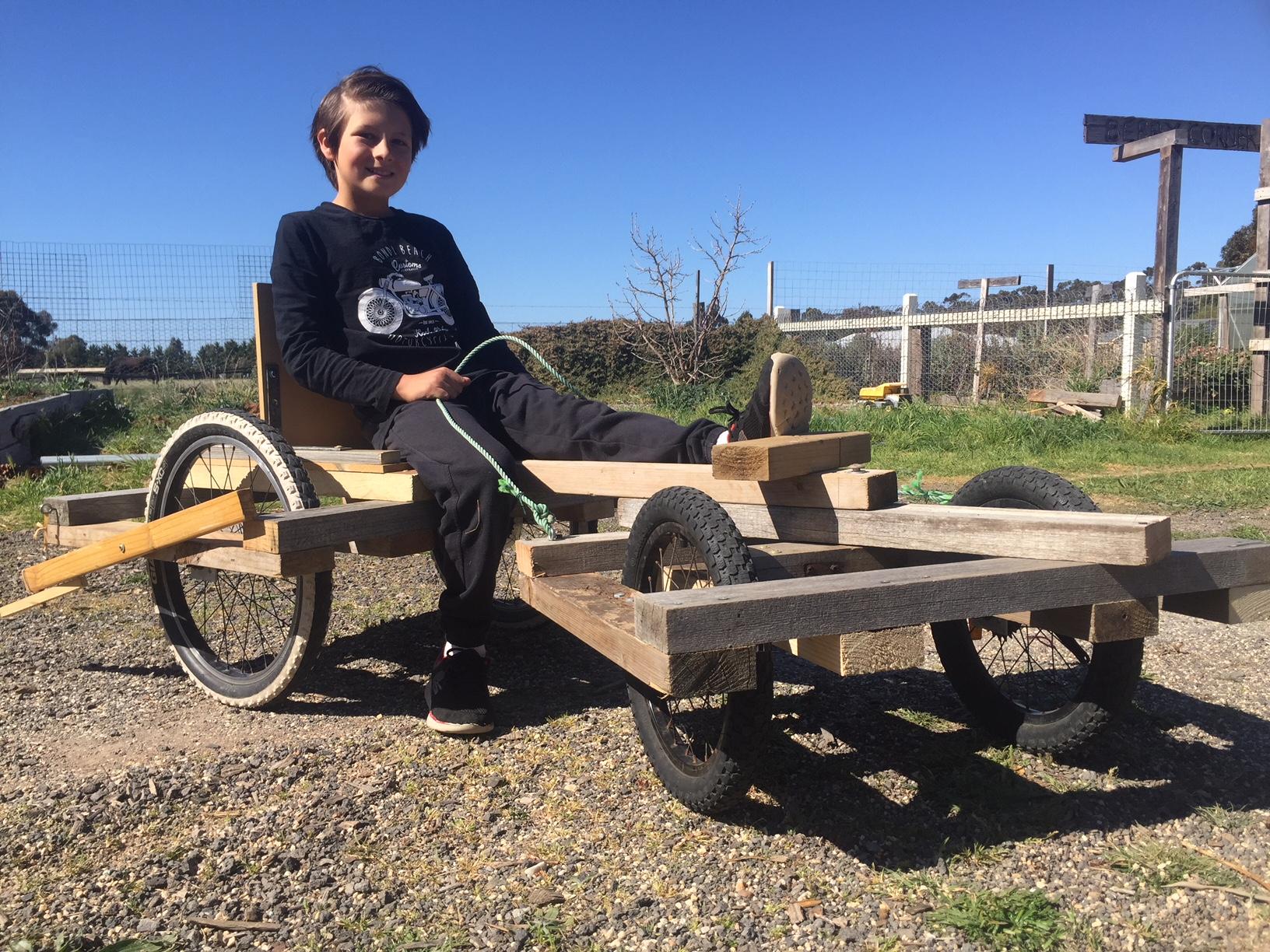 Reap – cart