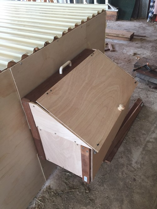Timeshare - laying box