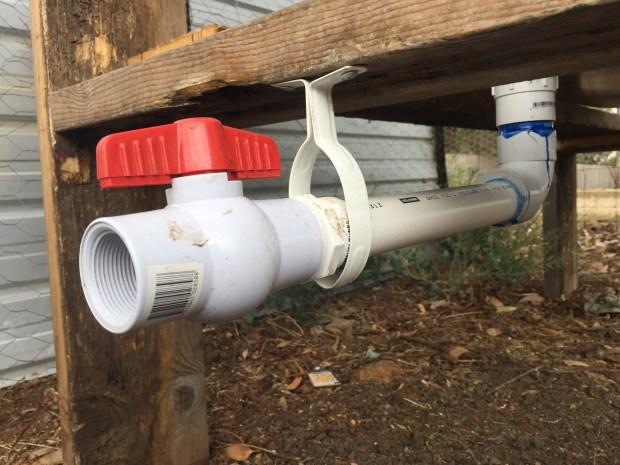 Worm - plumbing