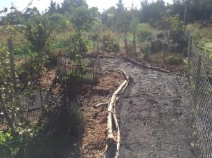 LP - path fence