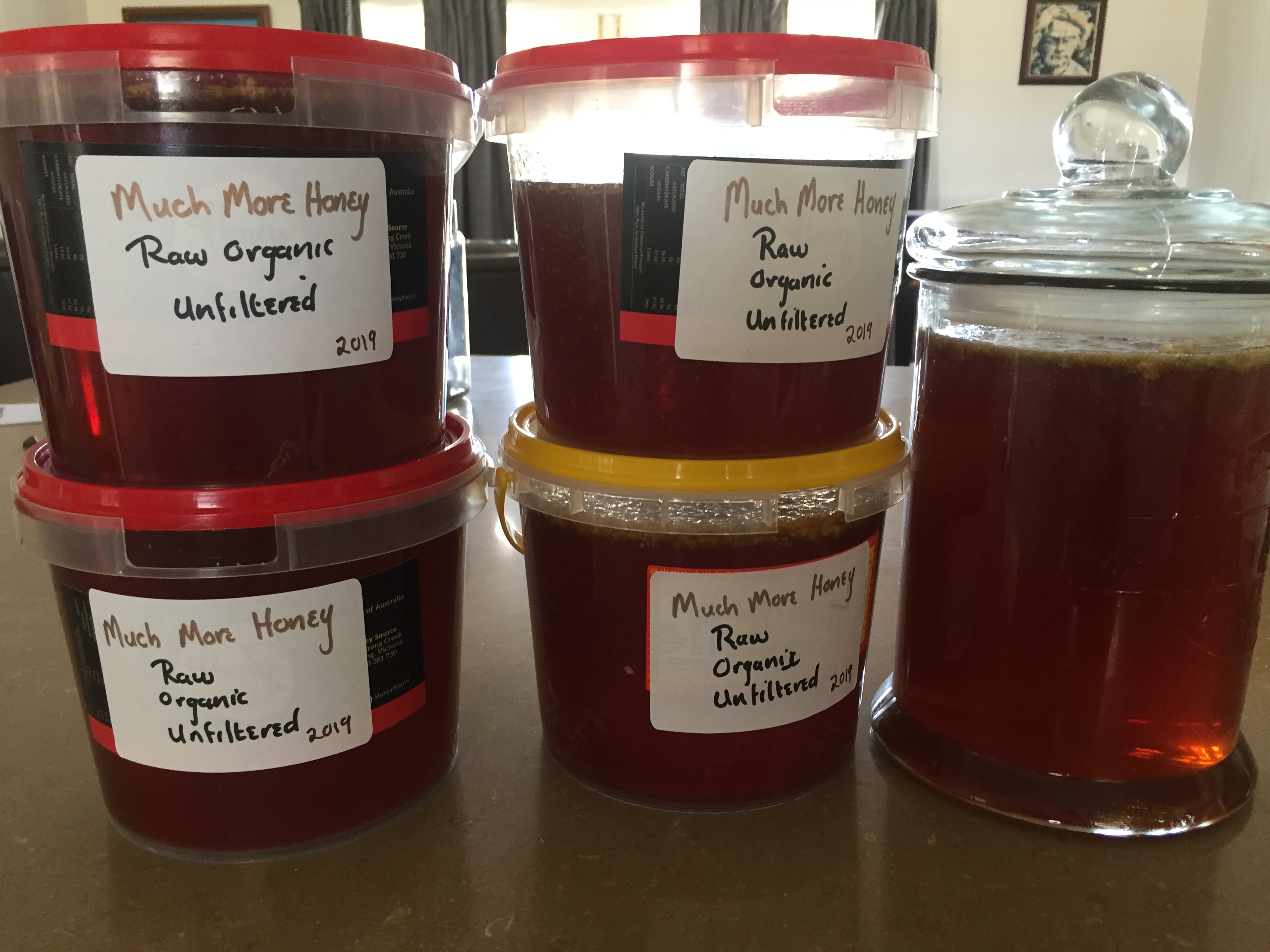 Honey – harvest
