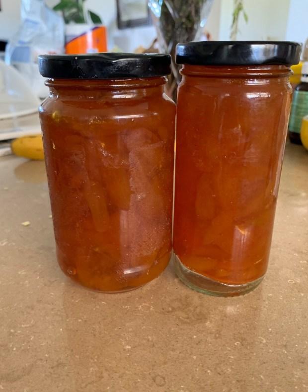 QC - marmalade