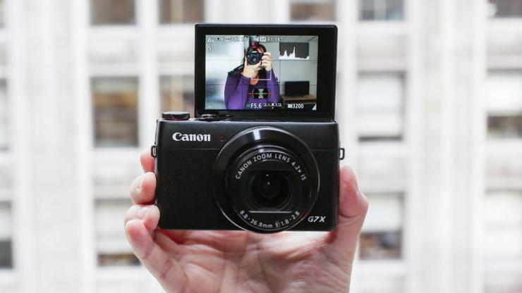 Canon G7X Best Vlogging Camera