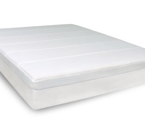 SensorPedic Luxury Extraordinaire 10-Inch Luxury Memory Foam Mattress, White, Queen