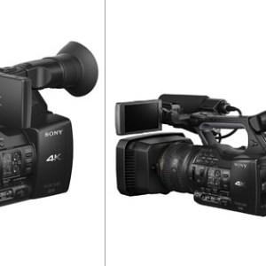 Sony PXWZ100 4K Camcorder