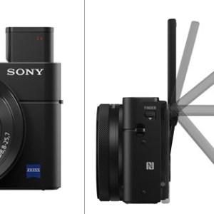 Sony RX100 Mark 4 4k Camera