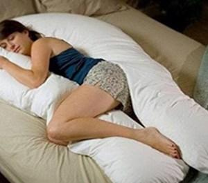 Comfort U Total Body Support Pillow