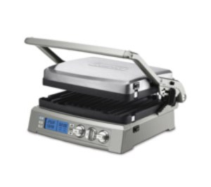 Cuisinart GR-300 Griddler Elite Bundle