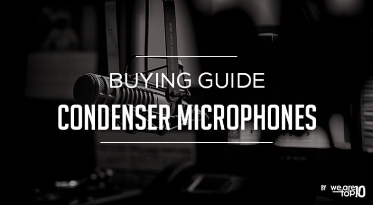 Condenser Microphones Buying Guide