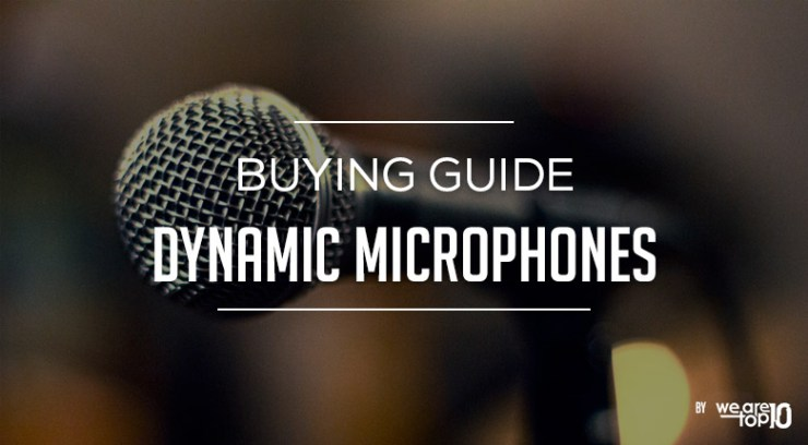 Dynamic Microphones Buying Guide