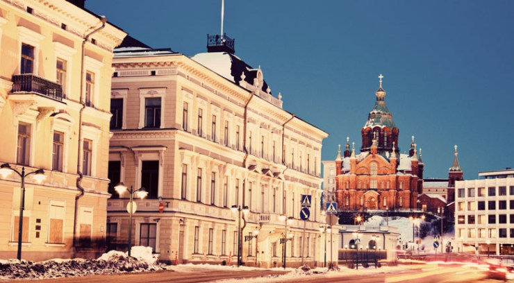Helsinki best city to live in the world