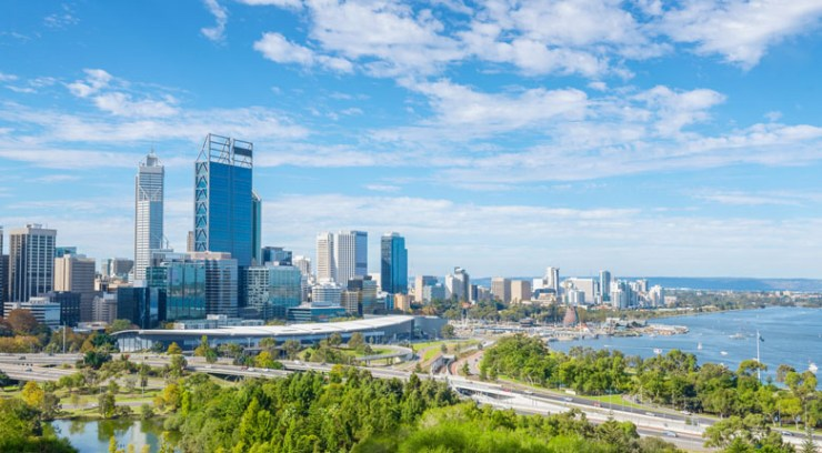 top city to live in the world Perth