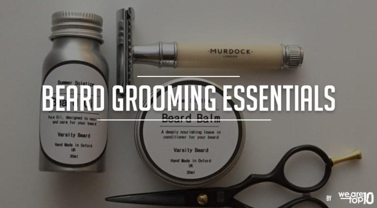 Beard Grooming Essentials